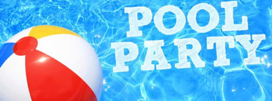 All Church Pool Party